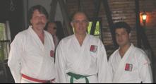 Ed Myers,  Fernando Alverado,  Roberto Mendez