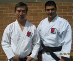 Shihan Yamakura and Nimrod Astel