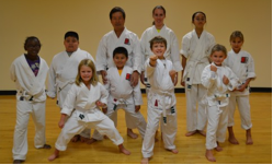 Yamakura Shihan and the White Belts