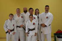 Yamakura Shihan and the Brown Belts