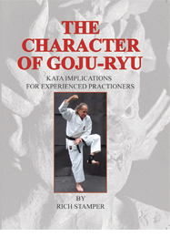 The Character of GOJU-RYU cover
